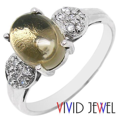 スモーキークォーツ リング(指輪) パワーストーン・天然石